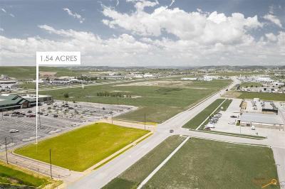 Rapid City Commercial Lots & Land For Sale: 3241 E Mall Dr
