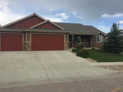 Rapid City Single Family Home For Sale: 6307 Seminole Ln