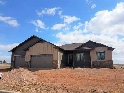 Rapid City Single Family Home For Sale: 6100 Grand Teton Ct