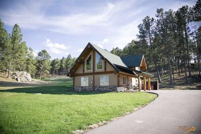 Rapid City Single Family Home For Sale: 12751 Happy Trails