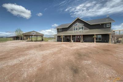 Hermosa Single Family Home For Sale: 14184 Dry Creek Road