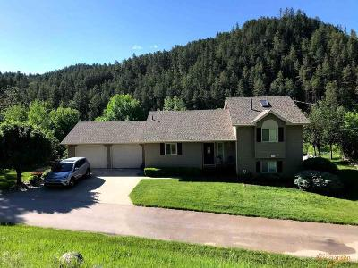 Rapid City Single Family Home U/C Contingency: 6101 Dark Canyon Pl