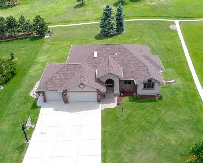 Rapid City Single Family Home U/C Contingency: 5383 Barberry Ct