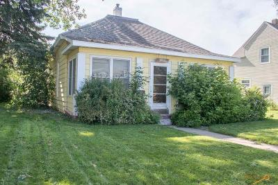 Sturgis Single Family Home For Sale: 1515 Junction Ave