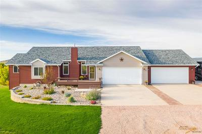 Rapid City Single Family Home For Sale: 1191 Creekside View Lane