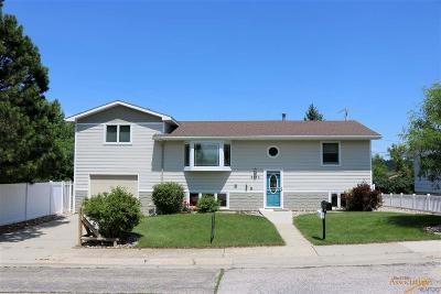 Sturgis Single Family Home For Sale: 2313 Colorado