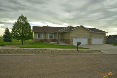Rapid City Single Family Home For Sale: 6336 Prestwick Rd