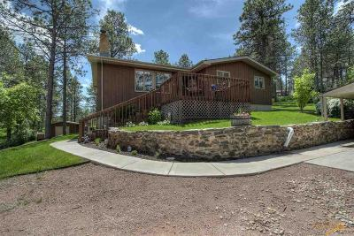 Rapid City Single Family Home For Sale: 3385 Esval Dr