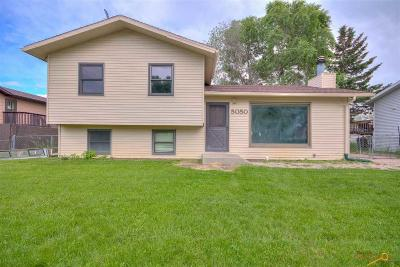 Rapid City SD Single Family Home For Sale: $160,000