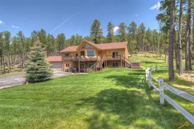 Rapid City SD Single Family Home For Sale: $649,900