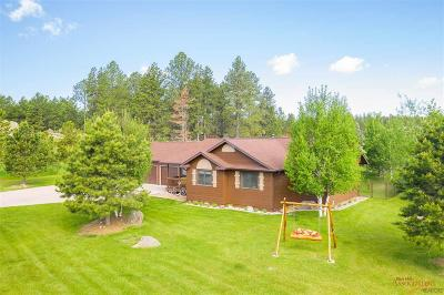 Custer SD Single Family Home For Sale: $329,000