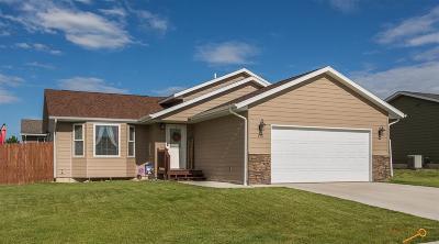 Box Elder SD Single Family Home For Sale: $215,900
