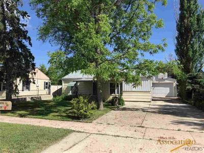 Rapid City Single Family Home For Sale: 132 St Francis