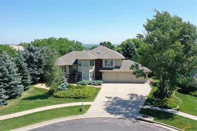 Rapid City Single Family Home For Sale: 609 Alta Vista Ct