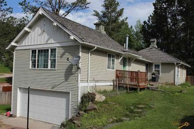 Single Family Home For Sale: 323 Lincoln