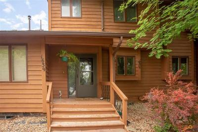 Rapid City Condo/Townhouse For Sale: 1639 Boulder