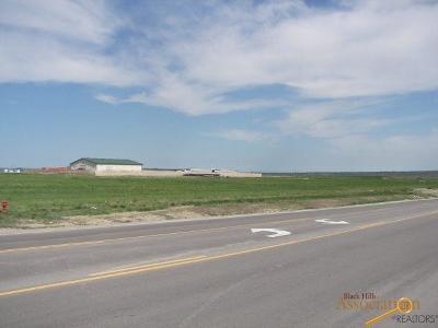 Rapid City Commercial Lots & Land For Sale: Elk Vale Rd