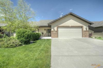 Rapid City Condo/Townhouse For Sale: 23706 Mulligan Mile