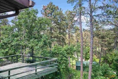 Single Family Home For Sale: 8241 S Blucksberg Mountain Rd