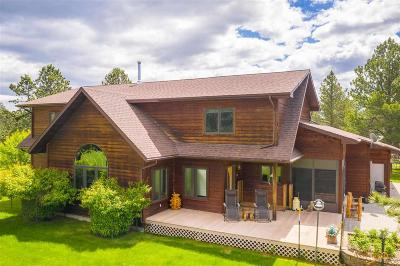 Single Family Home For Sale: 25173 Tooth Acres Tr