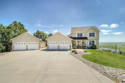 Rapid City Single Family Home For Sale: 5224 Ridgeview Rd