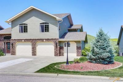 Rapid City Condo/Townhouse For Sale: 23718 Mulligan Mile