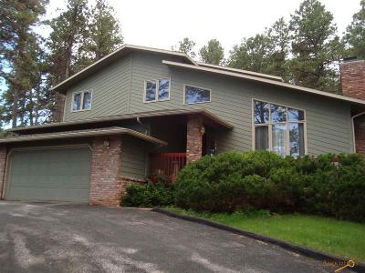 Rapid City Single Family Home For Sale: 4241 Starlite Dr