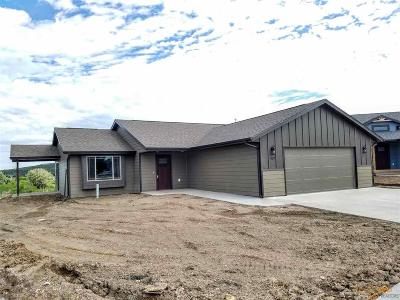 Rapid City Single Family Home For Sale: 4022 Kyle
