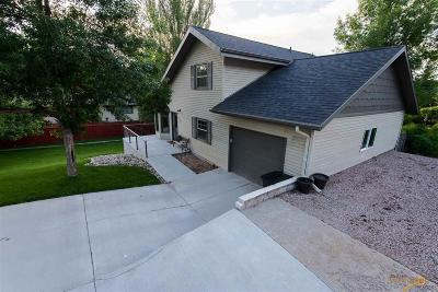 Rapid City Single Family Home For Sale: 3206 Kirkwood Dr