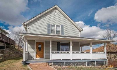 Rapid City Single Family Home For Sale: 1218 Fulton