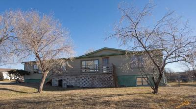 Rapid City Manufactured Home For Sale: 5507 Meadow Ridge Dr