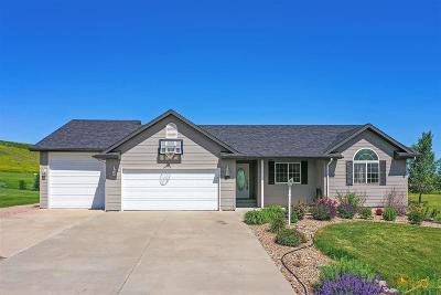 Rapid City Single Family Home U/C Contingency: 2348 Ambush Ranch Rd