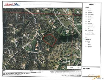 Rapid City Residential Lots & Land For Sale: 13103 Hills View Dr