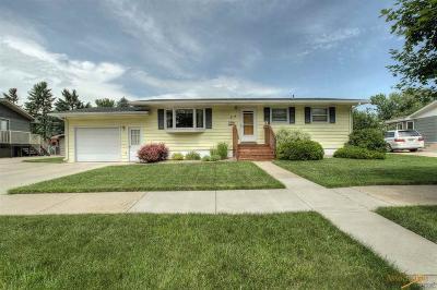 Rapid City Single Family Home U/C Contingency: 2114 Jane Dr