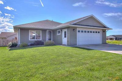 Rapid City Single Family Home For Sale: 4650 Misty Woods Ln