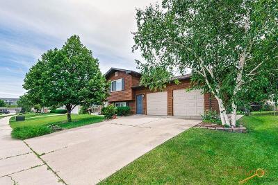 Rapid City Single Family Home For Sale: 829 E Elk