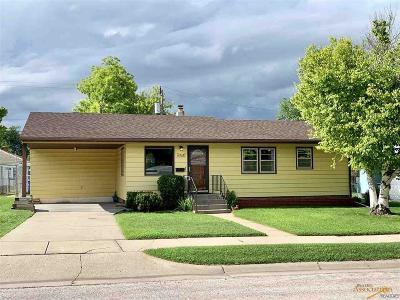 Single Family Home U/C Contingency: 3518 Reder