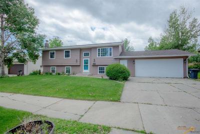 Rapid City Single Family Home U/C Take Back Ups: 225 E Centennial