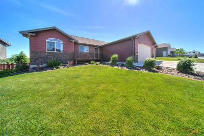 Rapid City Single Family Home For Sale: 4208 Vinecliff Dr