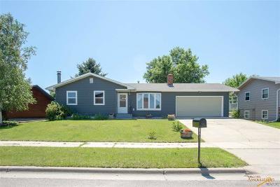 Rapid City Single Family Home For Sale: 823 E Elk