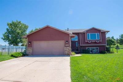 Rapid City Single Family Home For Sale: 709 Hillshire Ct