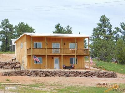 Hot Springs Single Family Home U/C Contingency: 844 N