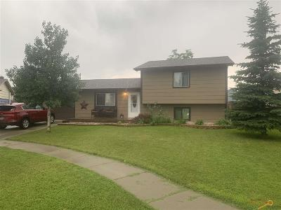 Single Family Home For Sale: 3129 Teewinot Dr