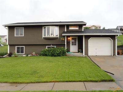 Rapid City Single Family Home For Sale: 1015 Sycamore