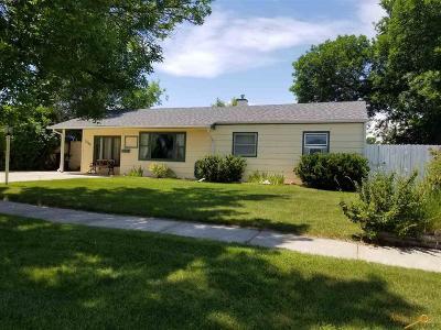 Single Family Home U/C Take Back Ups: 2409 Balsam Ave