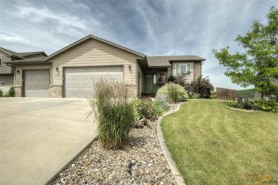 Rapid City Single Family Home For Sale: 1002 Cobalt Dr