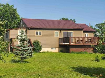 Rapid City Single Family Home U/C Take Back Ups: 23180 Radar Hill Rd