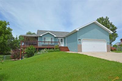 Rapid City Single Family Home U/C Contingency: 14788 Highlight Dr