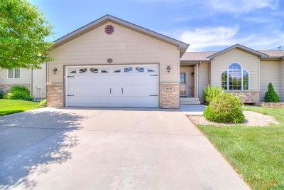 Rapid City Condo/Townhouse For Sale: 6819 Dunsmore Rd