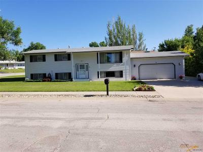 Rapid City Single Family Home For Sale: 4016 Mary Dr